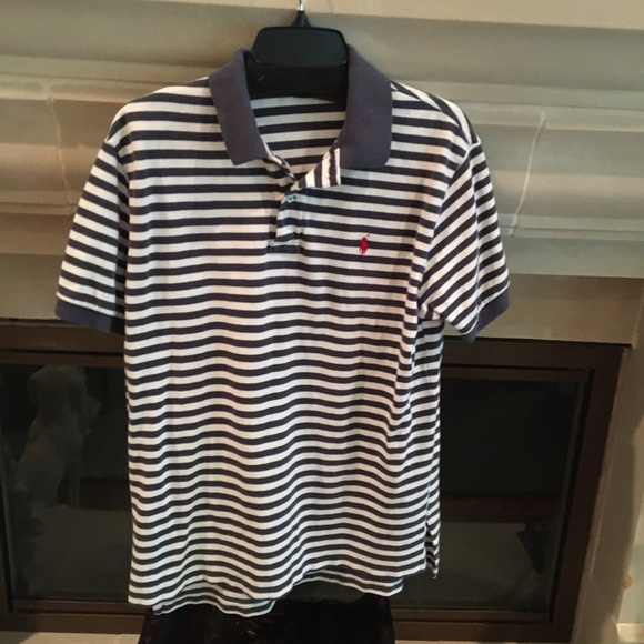 Polo by Ralph Lauren Other - Polo Ralph Lauren Men's Striped Polo Shirt Large